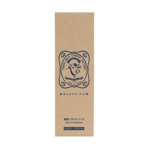 东京牛奶芝士工厂 蜂蜜芝士饼干 10枚入