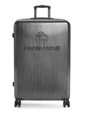 Roberto Cavalli 28寸 经典树纹Logo行李箱
