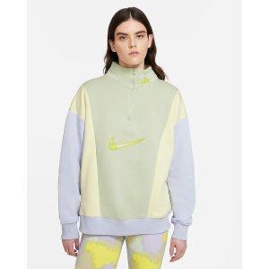 Nike马卡龙色卫衣