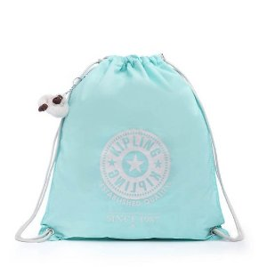 KiplingDrawstring Backpack
