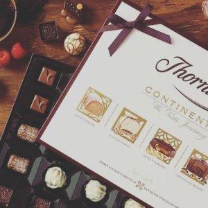 全场7.5折Thorntons 只能在英国买到的巧克力热促 艺术品级的口感享受