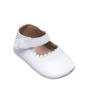 Elephantito婴幼儿平底皮鞋