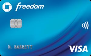 Earn a $150 BonusChase Freedom®