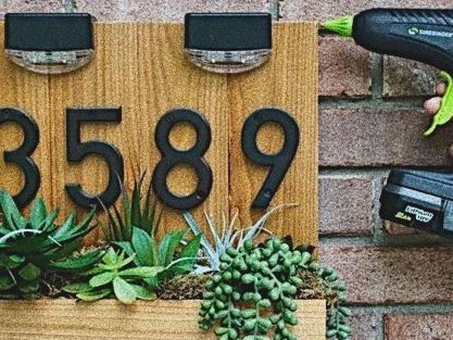 独一无二的家,从定制一个门牌号开始!
