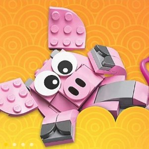 Free Year of the Pig SetWith $88+ Purchase @ LEGO Brand Retail