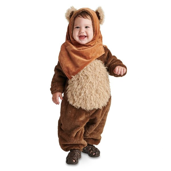Ewok 婴儿装扮服饰