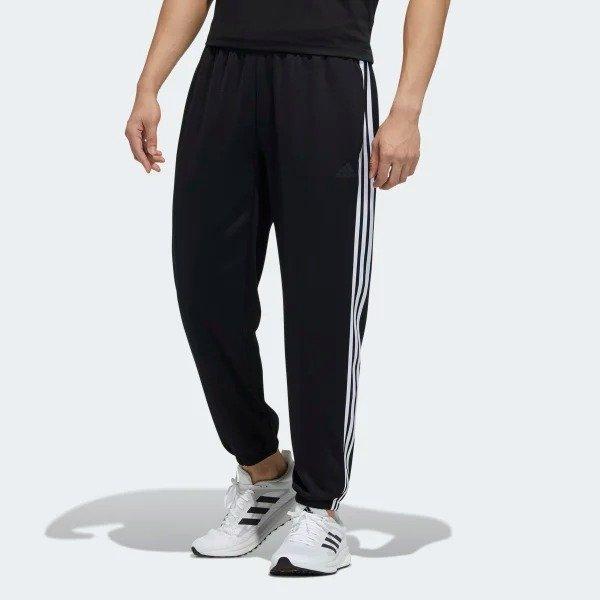 经典条纹运动裤