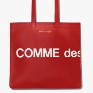 Logo手包€110上新:Comme Des Garcons 川久保玲全新Logo包包开售 Get独特潮流范儿
