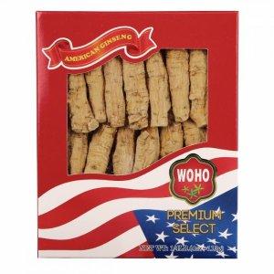 WOHO #131.4 美国花旗参短枝大号 4oz盒装