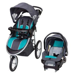 $99.23(原价$199.99)史低价:Baby Trend Pathway 35旅行组合:婴儿提篮安全座椅+童车