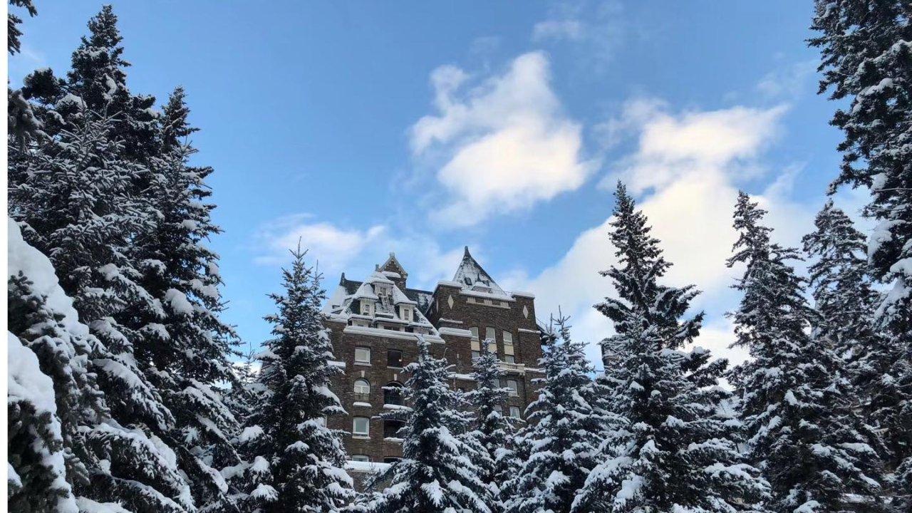 细数加拿大的冬天