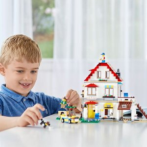 Gift with $25+ PurchaseCreator 3-in-1 Sets @ LEGO Brand Retail