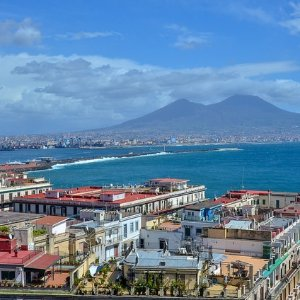 含税低至$395美东多城市至意大利那不勒往返机票超低价