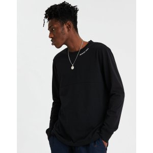 AEOAE Long Sleeve Logo T-Shirt