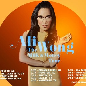 on saleAli Wong Tickets