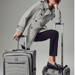 低至3.5折+额外8.5折手慢无:London Fog 行李箱闪购 好价收经典款Stratford II 登机箱