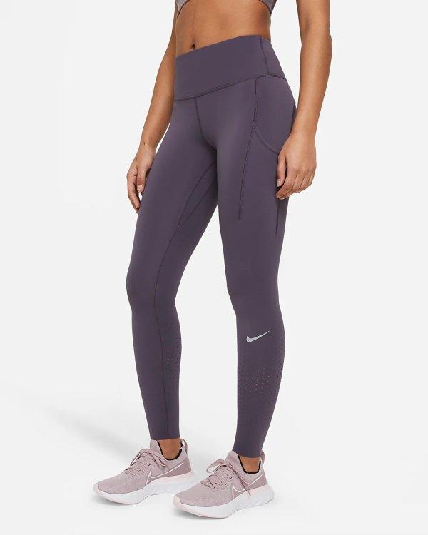跑步运动裤