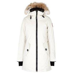 Canada Goose美国定价$950Rosemont 羽绒服