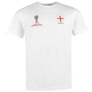 英格兰世界杯主题 T恤
