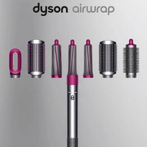 送直发 & 卷发梳少量补货:Dyson 卷发棒  吹风、卷发一支搞定