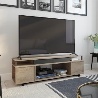 $69Ameriwood Home Carson TV Stand for TVs up to 65