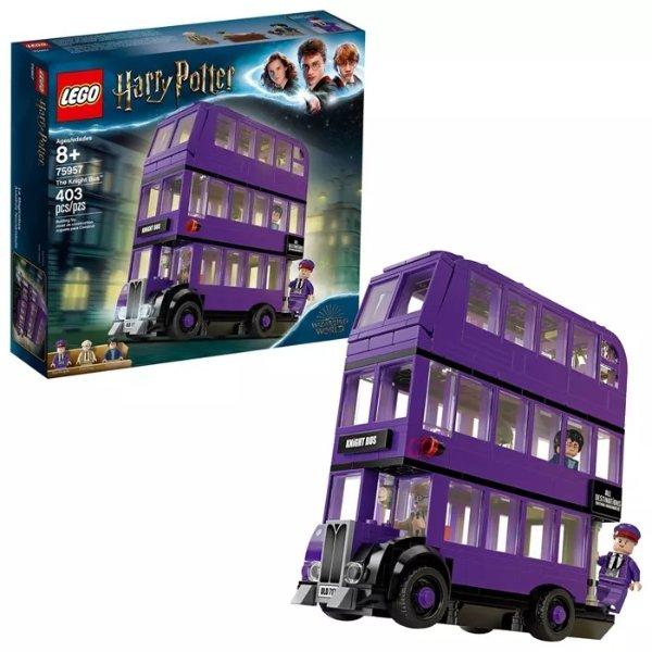 哈利波特 骑士巴士 75957