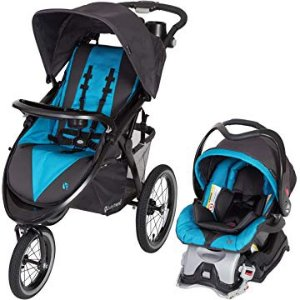 $178.34(原价$249.99)Baby Trend Expedition Premiere 童车+提篮式安全座椅