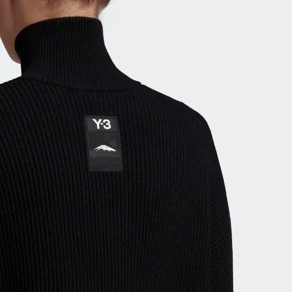 Y-3 高领卫衣