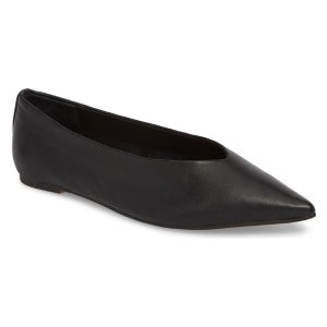 22205d48862 Nordstrom offers under  50 Woman Shoes. Free shipping. TopshopAttitude  Pointy Toe Flat