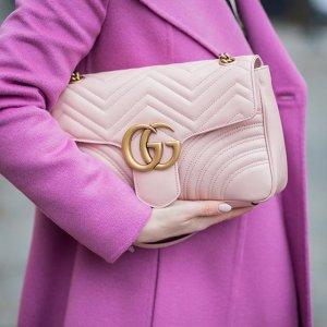 低至8折 收小白鞋、双G包!闪购:Gucci 精选美包,美鞋热卖