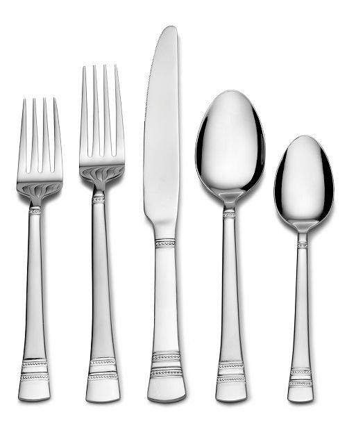 不锈钢餐具 51件套