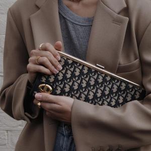 8折!£135收Dior手链Open for Vintage 二手奢侈品闪促 LV、香奈儿、Dior都有