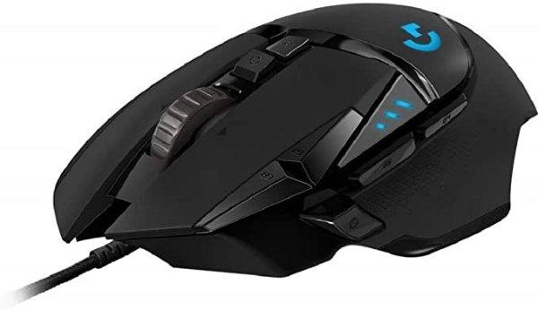 G502 HERO RGB 有线游戏鼠标