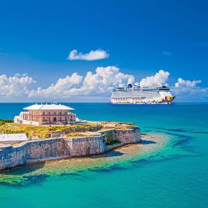 As low as $5394 Nights Bermuda Early Bird  on Norwegian Encore From New York