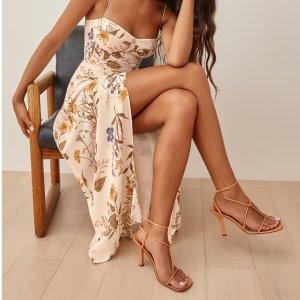 低着3折+叠85折 £10收衬衫格纹裙Coast 大促惊喜折上折 超多仙女裙等你来