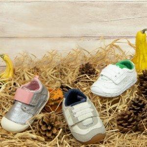 6折起Stride Rite 感恩节儿童鞋履促销
