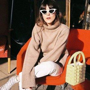 无门槛7折 收小脏鞋、MJ相机包Stylebop 温暖冬季大促 入Maxmara、Kenzo、SP
