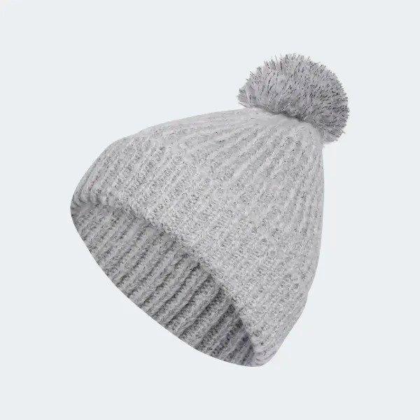 Autumn 毛球针织帽