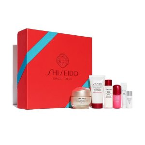 ShiseidoShiseido Ultimate Age Defense The Wrinkle Smoothing Holiday Gift Set | Dillard's