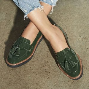 Naturalizer流苏乐福鞋