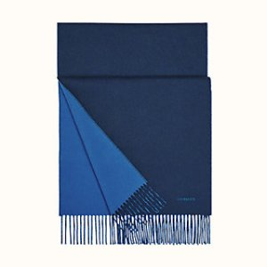 Hermès USA Recto-Verso muffler