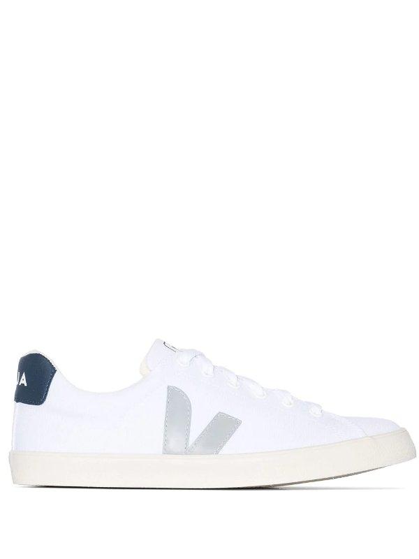 Logo 小白鞋