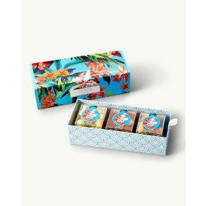 Tommy BahamaTB SUGARFINA® TROPICAL 3-PIECE CANDY BENTO BOX®