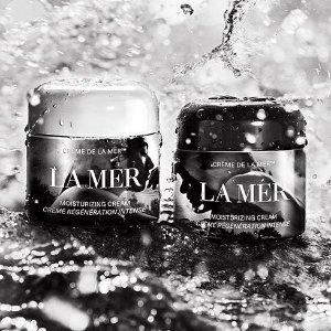 满额送2件中样+免邮最后一天:La Mer x Mario Sorrenti联名限量款神奇面霜热卖