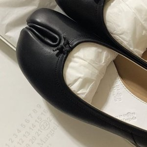 低至6折 分趾芭蕾鞋$559Maison Margiela 解构美学 收德迅鞋、Tabi帆布鞋、分趾靴