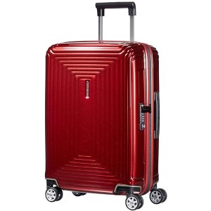 Samsonite Neopulse螺旋纹款 55 cm, 38 litres, Rouge-红色