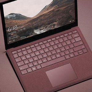 85折Microsoft 最新款 Surface Pro、Surface Laptop 热卖