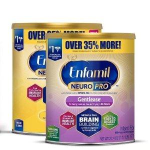 10% OffNeuroPro Infant & NeuroPro Gentlease Value Cans & Cases @ Walmart