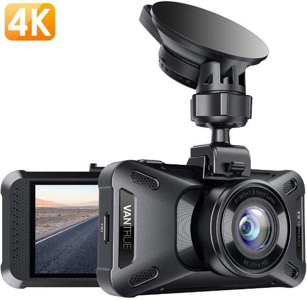 X4 4K 30p 索尼CMOS 行车记录仪
