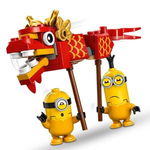 $19.99 & UpNew Release: LEGO Minions New Items